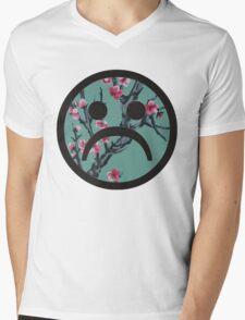 Arizona Smiley Aesthetics Mens V-Neck T-Shirt