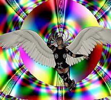 Angel Warrior by Icarusismart
