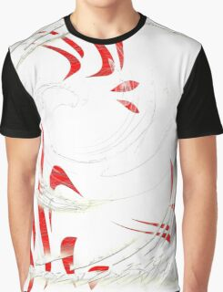 Abstract 138-WALL ART+Product Design Graphic T-Shirt