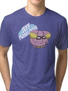 Jeff Pumbloom Tri-blend T-Shirt