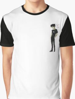 Nico di Angelo Graphic T-Shirt