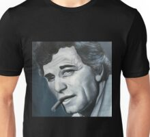 Portrait of Columbo Peter Falk- original painting Unisex T-Shirt