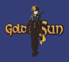 Matthew - Golden Sun by GinHans