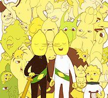 Lemonfamily by noxira