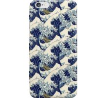 Great Waves iPhone Case/Skin