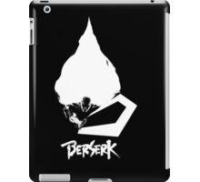 Berserk - Guts Slash Logo iPad Case/Skin