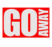 Cool Go Away Logo by Style-O-Mat