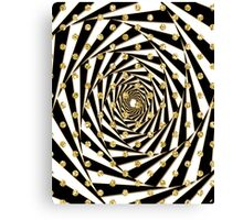Infinie Passion Canvas Print