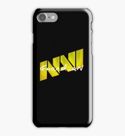 Na'Vi GuardiaN | CS:GO Pros iPhone Case/Skin