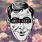 Neck Deep Floral by Bennmaseman