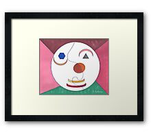 Artists' Angst Framed Print
