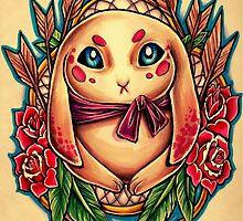 Rabbit  by retkikosmos