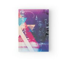 City of Lights Hardcover Journal