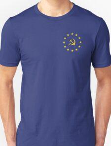 EU = EUSSR: Small/Badge version T-Shirt