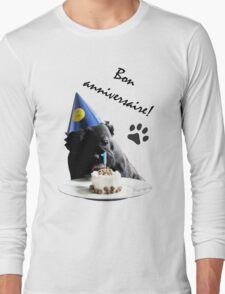 French Bulldog Birthday Long Sleeve T-Shirt