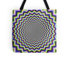 Crinkle Cut Psychedelia Tote Bag