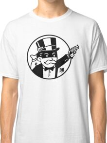 Rich Uncle Pennybags Classic T-Shirt