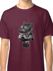 space frogger b&w Classic T-Shirt