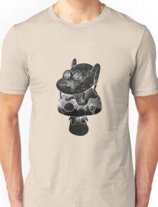 space frogger b&w Unisex T-Shirt