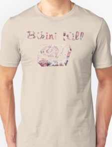 Bikini Kill Floral Logo Unisex T-Shirt