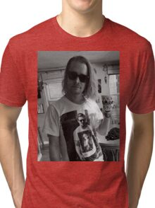 Mac on Ry on Mac on You Tri-blend T-Shirt