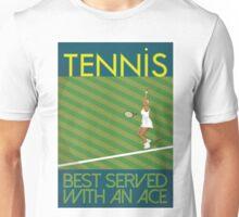 Woman's Tennis Unisex T-Shirt