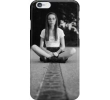 One Way Street iPhone Case/Skin