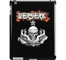 Berserk Skull Knight Bust iPad Case/Skin