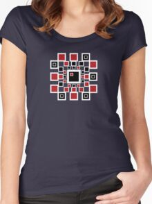 Chock-A-Block Women's Fitted Scoop T-Shirt