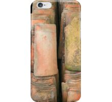 Stacked Shingles iPhone Case/Skin