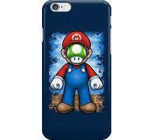 Plumber of Man iPhone Case/Skin
