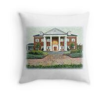 Colonial Revival Style Throw Pillow