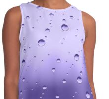 let it rain purple Contrast Tank