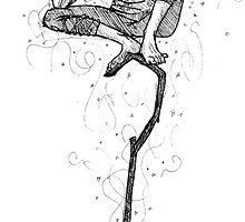Mr. Frost by laniemccarryart