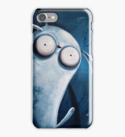 Bunny Greetings iPhone Case/Skin