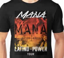 Brother02 MANA Latino Power TOUR 2016 Unisex T-Shirt