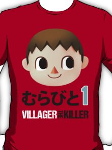 Villager the Killer (Murabito 1) T-Shirt