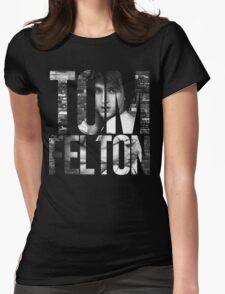 Tom Felton Womens Fitted T-Shirt