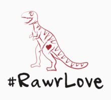 T-Rex Love by queencreative
