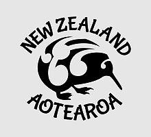KIWI | New Zealand | Aotearoa by piedaydesigns