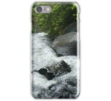 Edge of a Waterfall iPhone Case/Skin