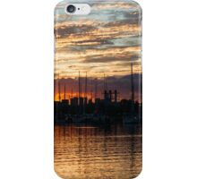 Spectacular Sky - Toronto Beaches Marina iPhone Case/Skin