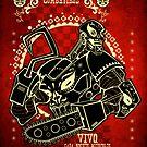 Máquinas de Lucha Violentos! by Todd3point0