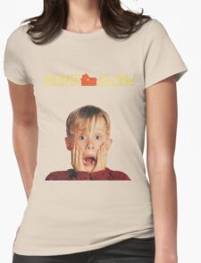 Home Alone Movie Womens Fitted T-Shirt