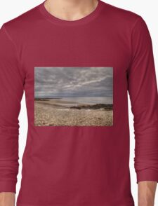 Peaceful Day at Rest Bay Long Sleeve T-Shirt