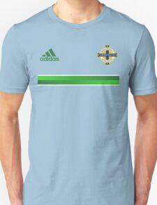 Northern Ireland Football - EURO 2016 UEFA Unisex T-Shirt