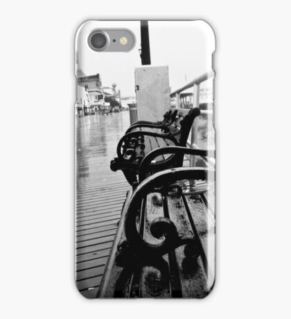 Dedicated Benches iPhone Case/Skin