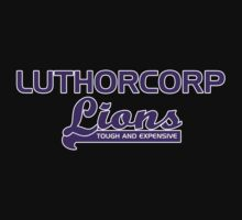 LuthorCorp Lions (Tagline Version) by half13196