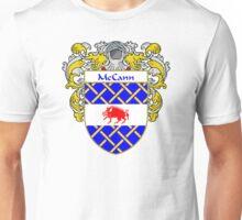 McCann Coat of Arms/Family Crest Unisex T-Shirt