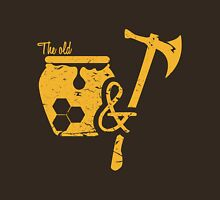 The Old Honey and Hatchet  Unisex T-Shirt
